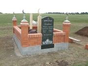 Ритуальные памятники,  надгробия,  ритуальные комплексы,  цветники.