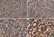 дресва,  природный камень