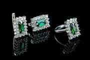Серебряные украшения оптом SRIBLOSVIT
