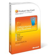 Microsoft Office 2010 Home And Business Key Card``````
