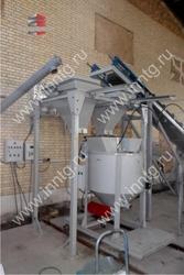 Оборудование для производства газобетона. Линия Иннтех 25.