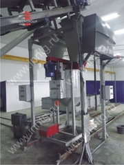 Оборудование для производства газобетона. Линия Иннтех 50 Мастер+