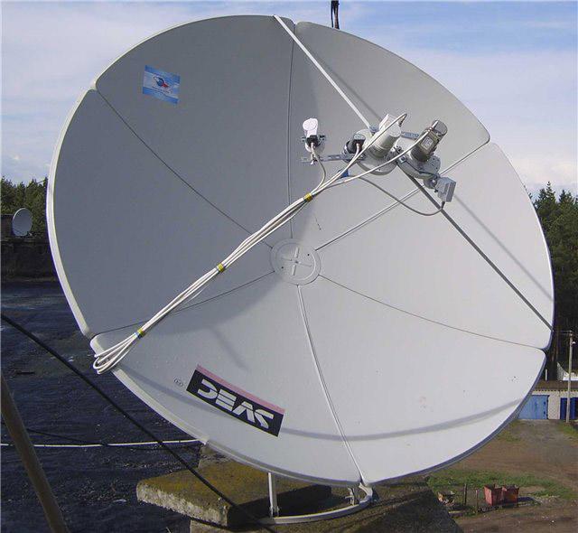 Спутниковое телевидение без