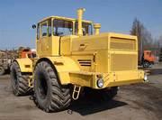 Запчасти на трактор К-700