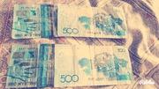 Банкноты без подписи