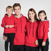 Одинаковая одежда для всей семьи